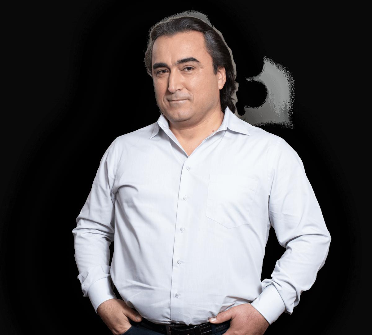 Porträtbild von Tarifheld Hüseyin